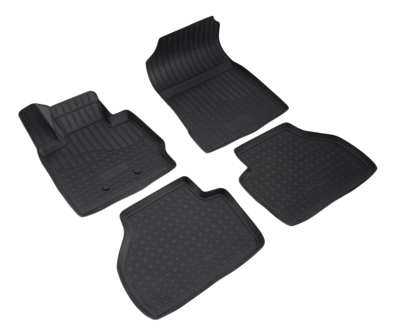 Коврик в салон автомобиля Norplast для BMW (NPA10-C07-600)