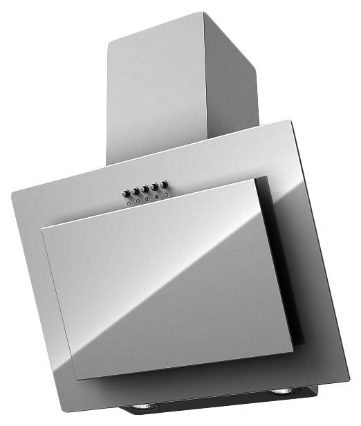Вытяжка наклонная KRONAsteel Seliya 600 PB White