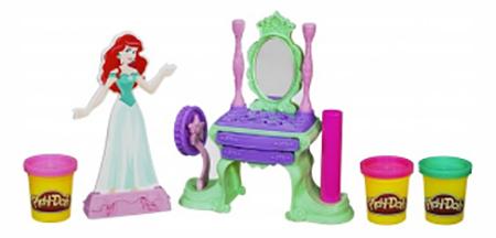 Набор для лепки из пластилина Play-Doh Ариэль