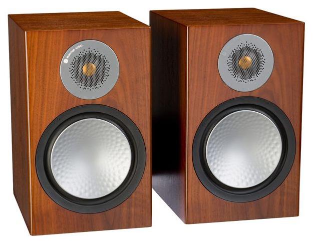 Колонки Monitor Audio Silver 100 (6G) Walnut