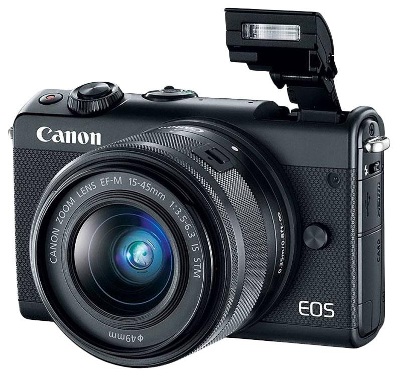 Фотоаппарат системный Canon EOS M100 15 45mm