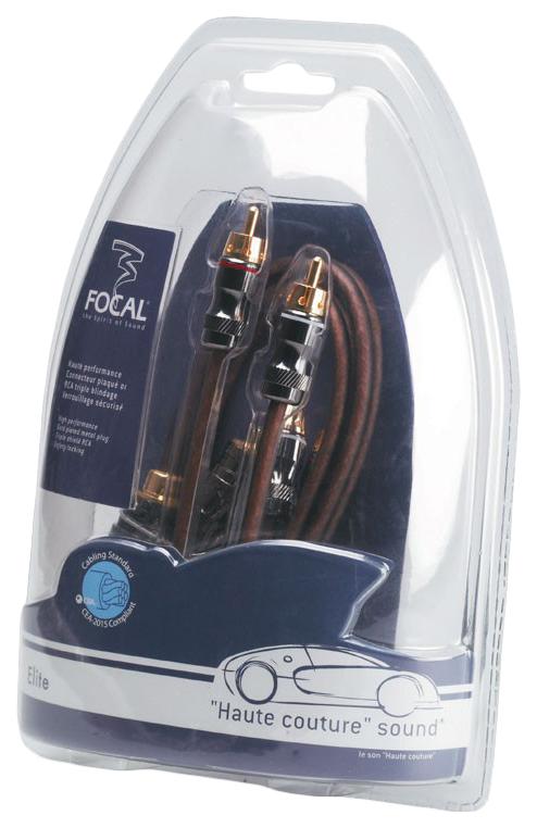 Кабель автомобильный Focal межблочный кабель ER 5