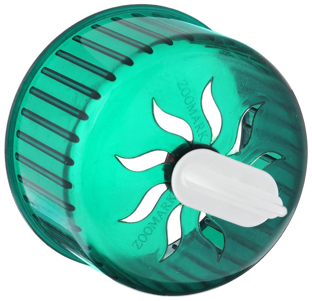 Беговое колесо для хомяков, мышей ZooMark