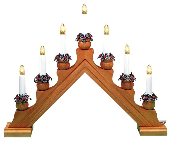 Светильник новогодний Карина   7 темное