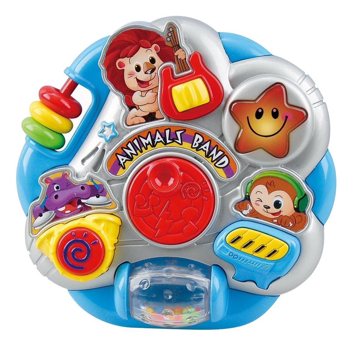 картинка Развивающая игрушка Playgo Оркестр с животными от магазина Bebikam.ru