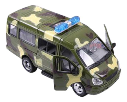 Купить Машина военная Play Smart ГАЗ-3221, PLAYSMART, Военный транспорт