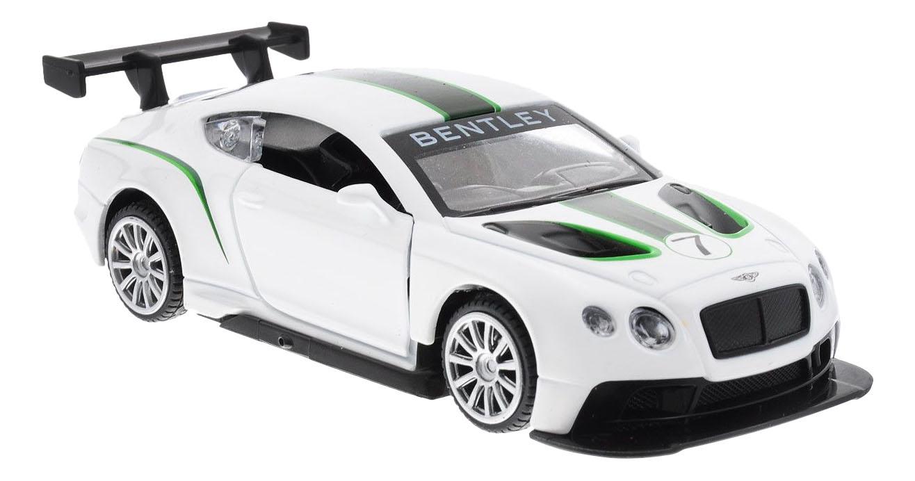 Купить Машинка Пламенный мотор Bentley Continental GT3 1:43, Игрушечные машинки