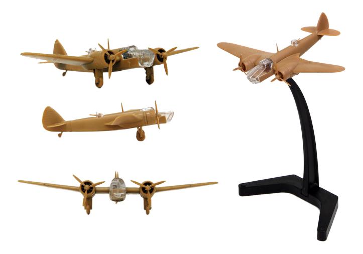 Модели для сборки Zvezda Британский бомбардировщик Бристоль Бленхейм MK-IV фото
