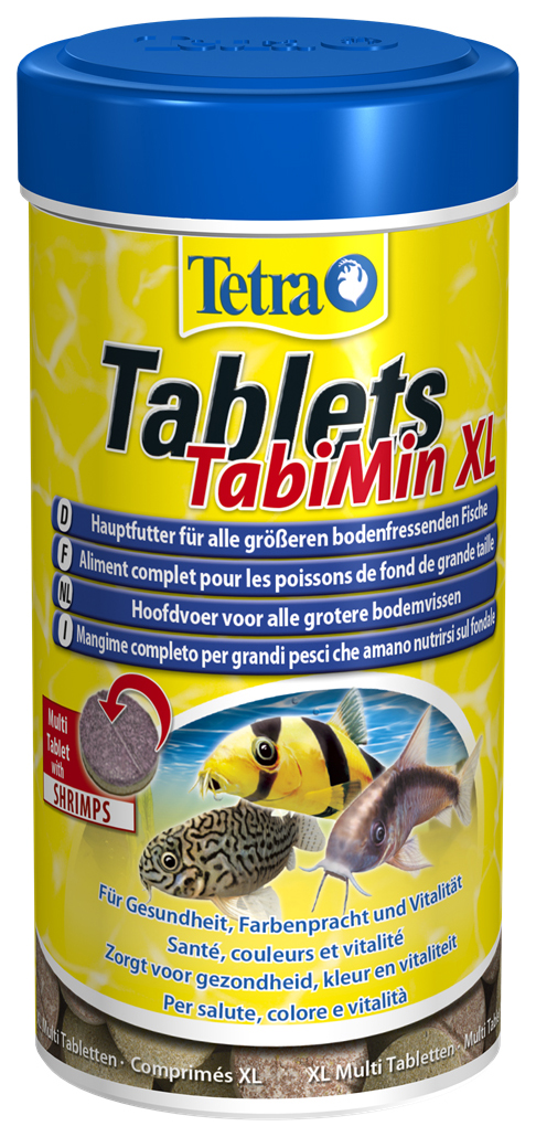 Корм для донных рыб Tetra TabletsTabiMin