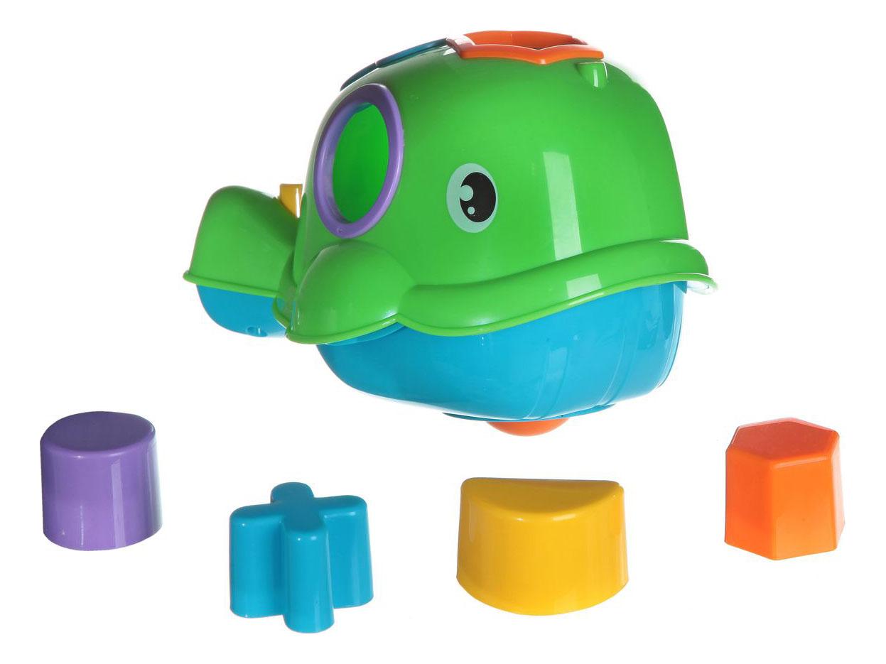 Купить Игрушка для купания Fun Time Сортер Кит, Игрушки для купания