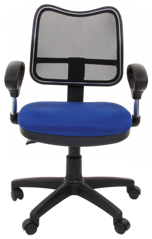 Офисное кресло CHAIRMAN 450 Синий