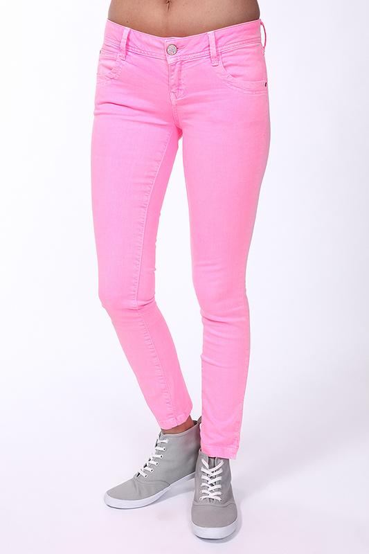Джинсы женские U.S. Polo Assn. G082CS080M02I3097 931 розовые 42 RU