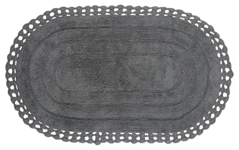 Коврик для ванной Modalin Yana Цвет: Серый