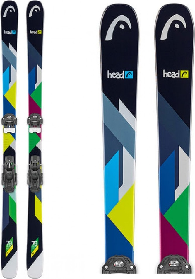 Горные лыжи Head The Show Multi Colored