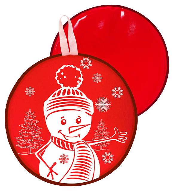 Ледянка детская ПК Лидер МТ12217 Красная
