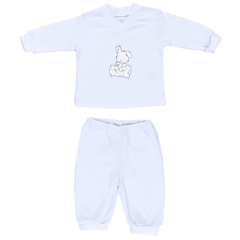 Купить 114-ЛС-Б, Комплект Nice-Kid, цв. белый, 68 р-р, Комплекты для новорожденных