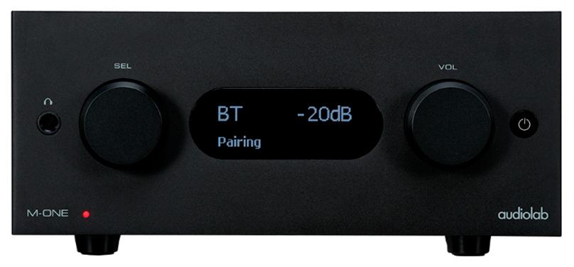 Audiolab / Интегральный усилитель AudioLab M-ONE Black