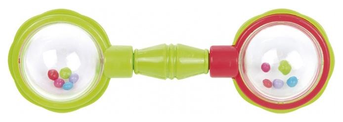 Купить Погремушка Canpol Штанга арт. 2/606, 0+ мес., цвет зеленый, Canpol Babies,
