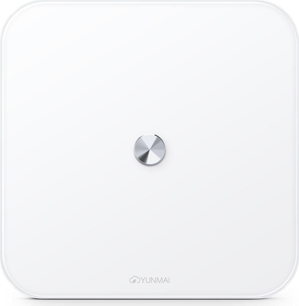 Весы напольные Yunmai SE White фото