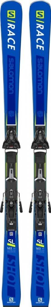 Горные лыжи Salomon S/Race Pro 165 + P80 + X12 Lab 2019, 157 см фото