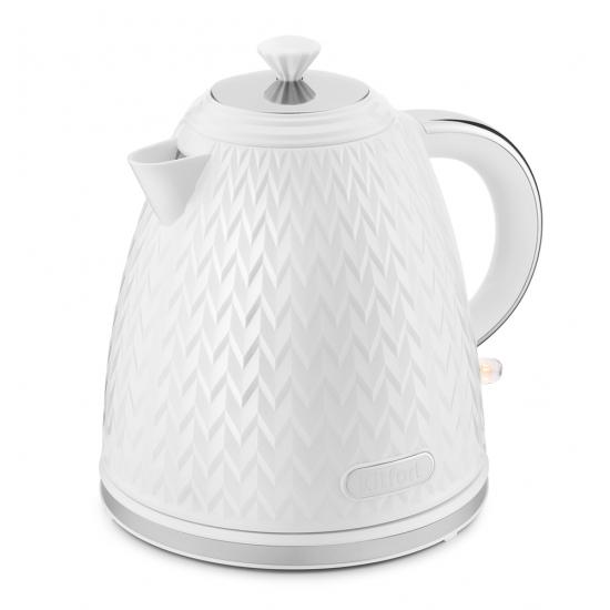 Чайник электрический Kitfort КТ-681 White
