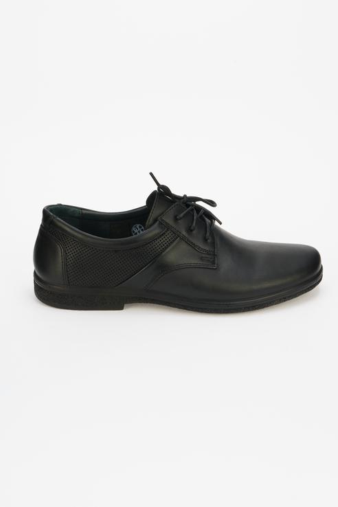 Туфли мужские Marko 528613 черные 42 RU