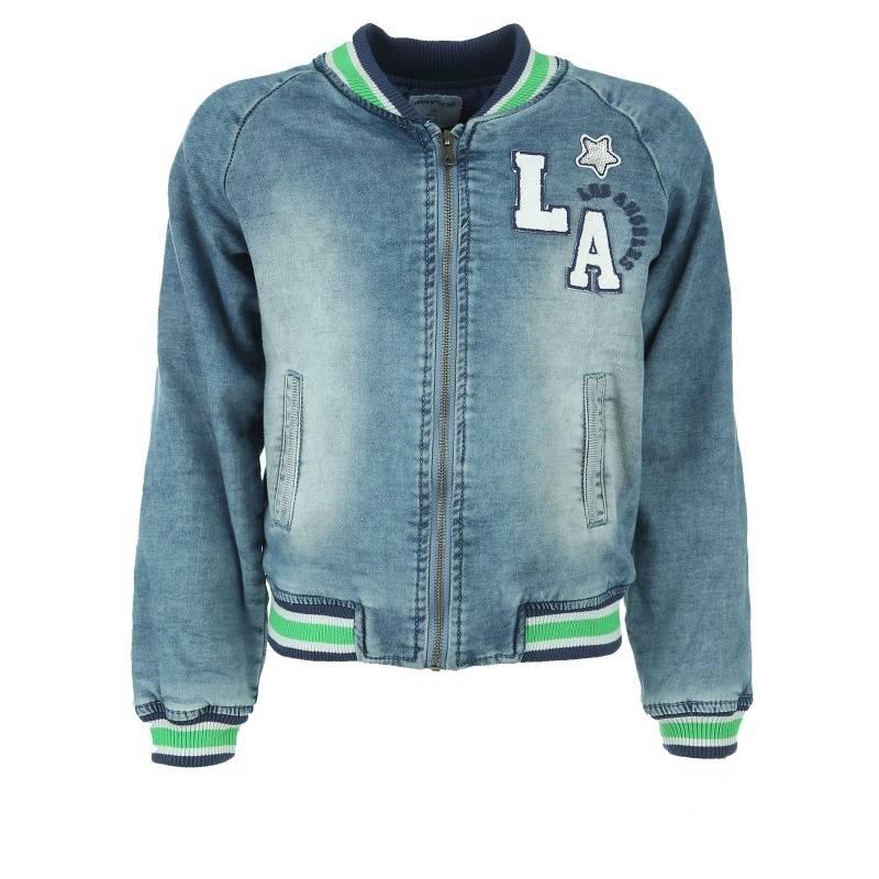 Купить 6.406/51, Куртка MAYORAL, цв. голубой, 140 р-р, Куртки для девочек
