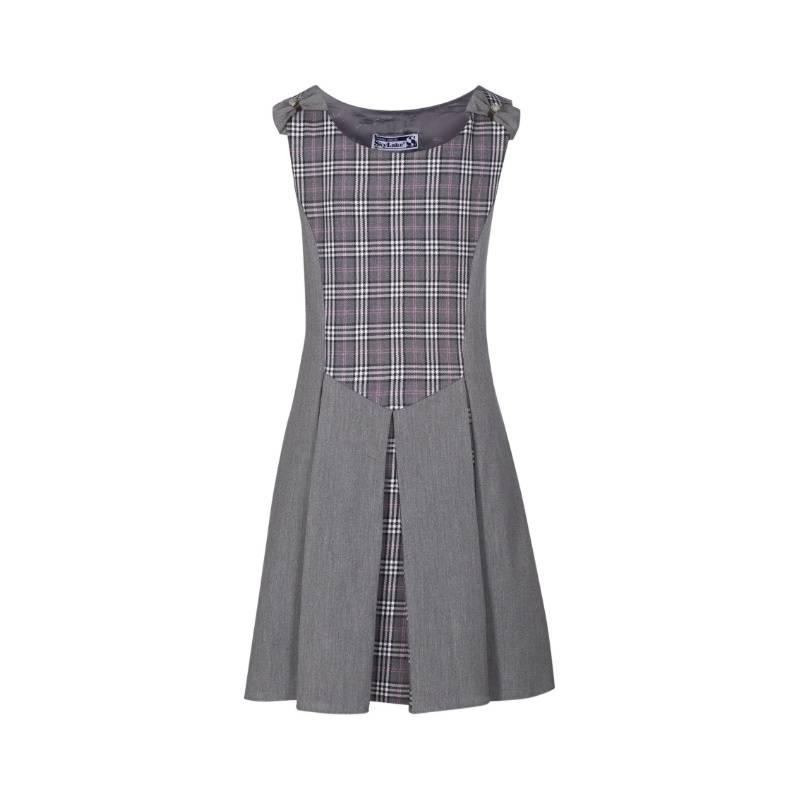 Купить Сарафан SkyLake, цв. серый, 44 р-р, Детские платья и сарафаны