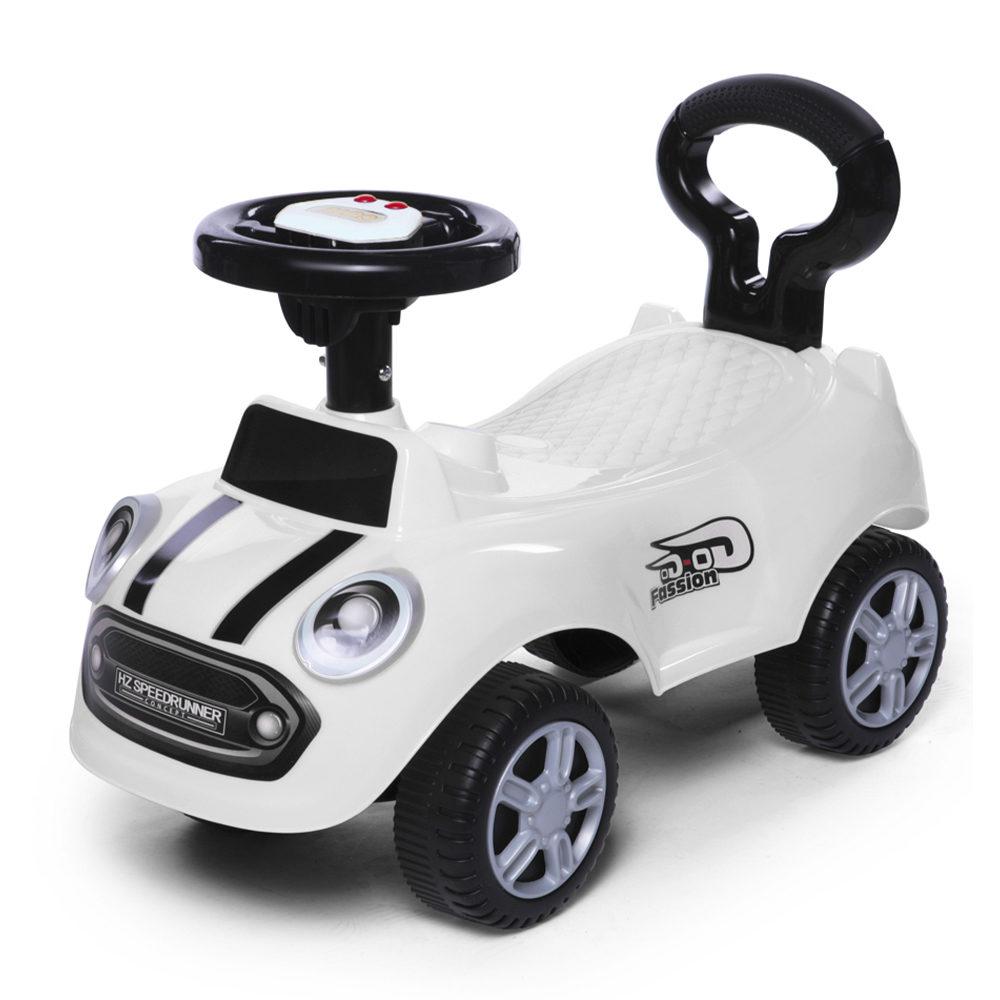 Каталка детская Baby Care Speedrunner музыкальный руль,