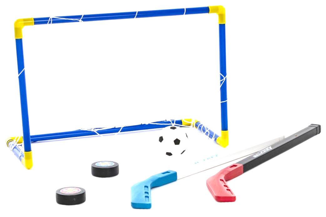 Купить Детский набор Bradex Хоккейное настроение для игры в хоккей, Детские летние игры