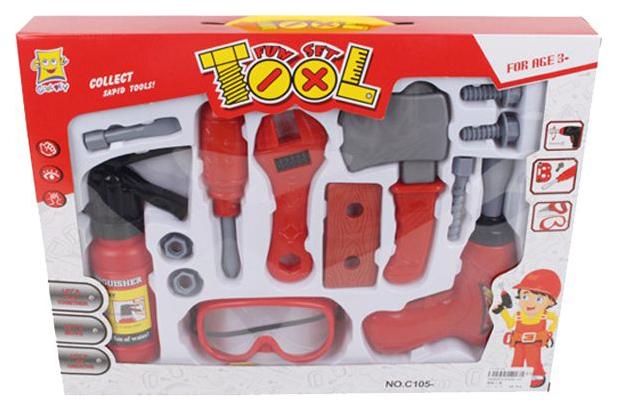 Купить Игровой набор Инструменты , арт. B1600371, Китай, Детские мастерские
