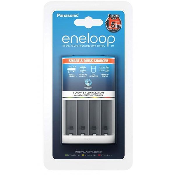 Зарядное устройство Smart & Quick Panasonic