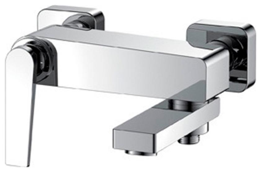 Смеситель для ванной с душем Cezares BADEN-F-VD-01 фото