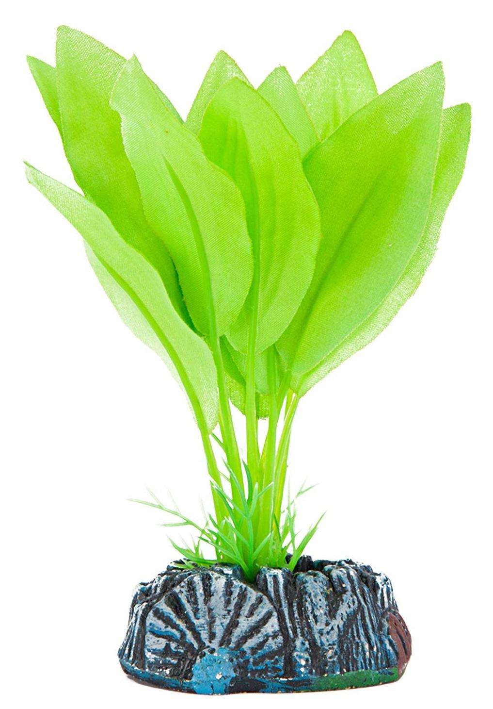 Растение для аквариума Penn Plax Эхинодорус, шелковое,