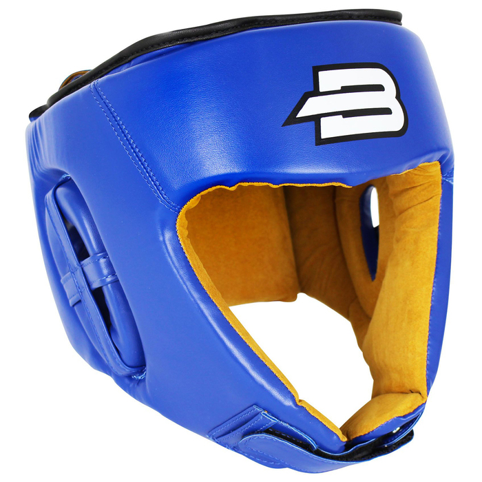 Шлем BoyBo Nylex боевой, цвет синий, размер