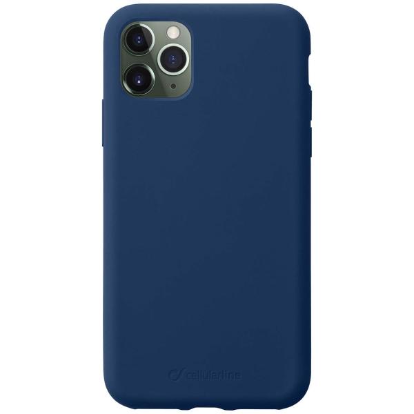 Чехол Cellular Line Sensation для Apple iPhone 11 Pro Max Blue