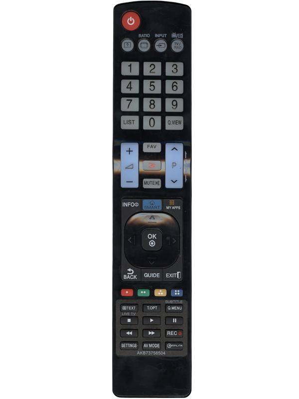 Пульт ДУ Huayu AKB73756504 для телевизоров LG