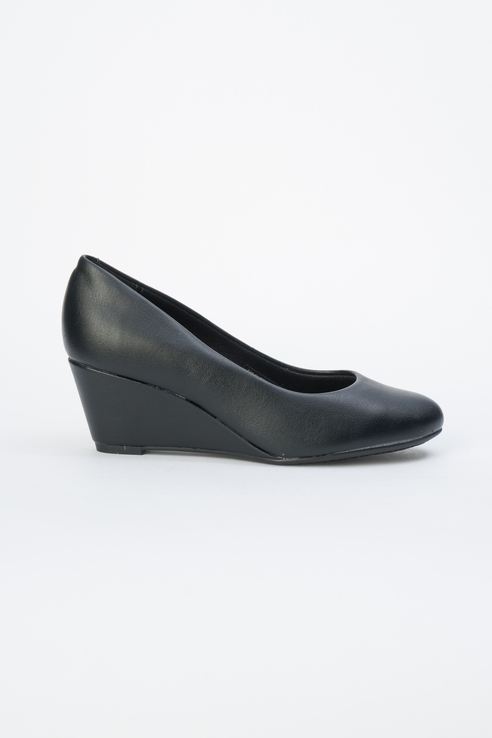 Туфли женские Beira Rio 646-01-BBR-01-PT черные 37 RU фото