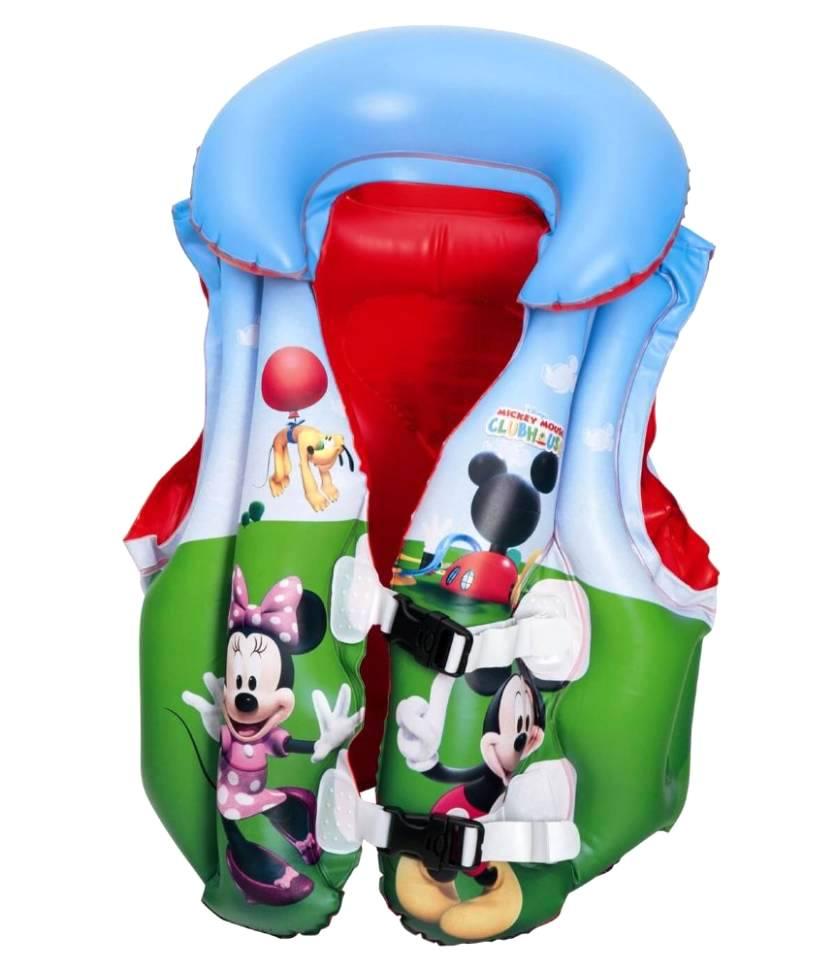 Жилет Bestway детский надувной для плавания Микки