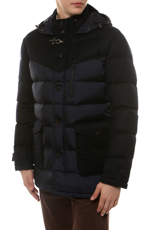 Куртка мужская Windsor 10004206_401_30007265 синяя 52 DE фото