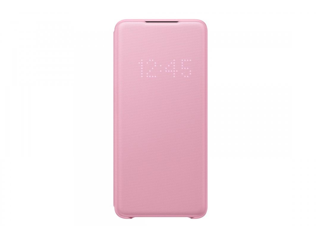 Чехол Samsung Smart LED View Cover Y2 для Galaxy S20+ Pink