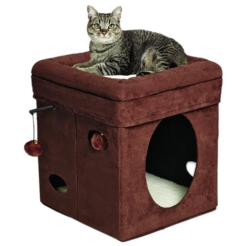 Домик для кошек MidWest Currious Cat Cube,