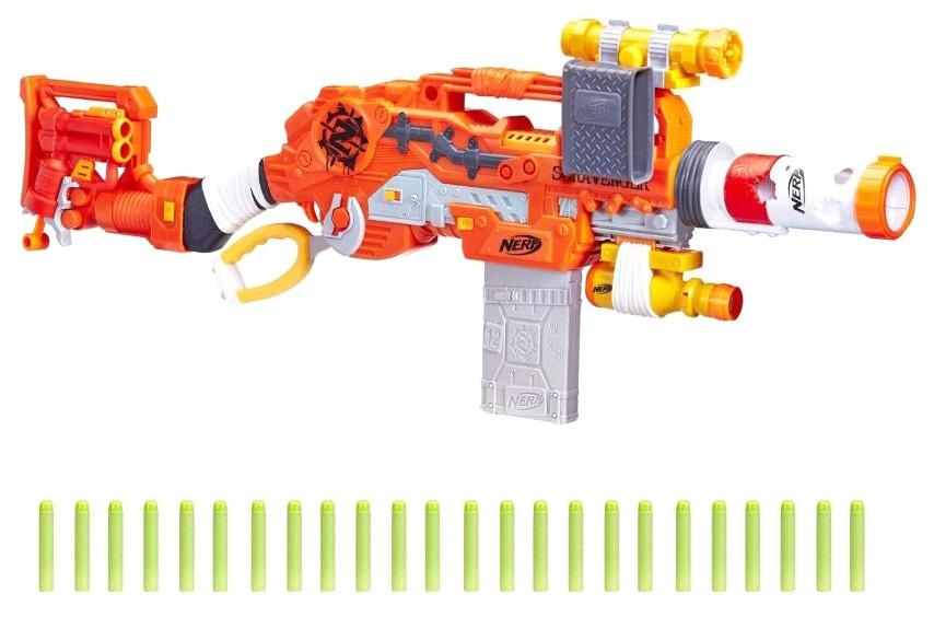 Бластер Hasbro Nerf Зомби Выживший E1754