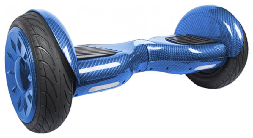 "Гироскутер Smart Balance Carcam 10.5"" Graycarbon blue"