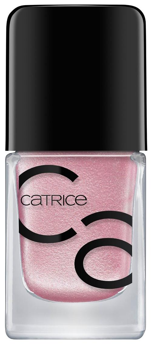 Купить Лак для ногтей CATRICE ICONails 51 пастельно-розовый 10, 5 мл