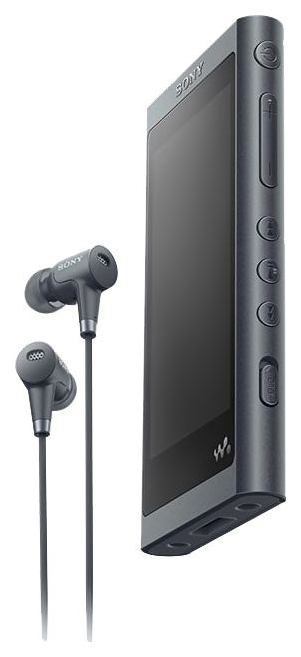 Портативный плеер Sony NW-A55HN Black