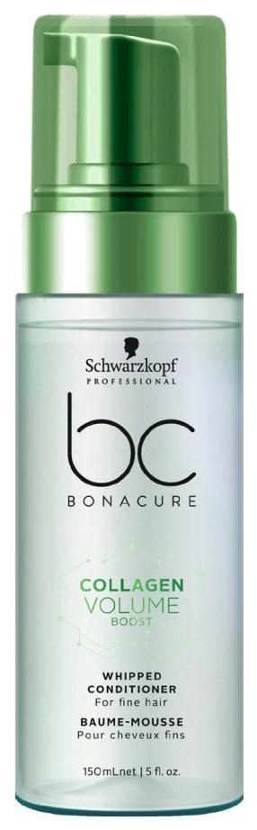 Мусс-кондиционер Schwarzkopf BC Collagen Volume Boost Whipped Conditioner 150 мл