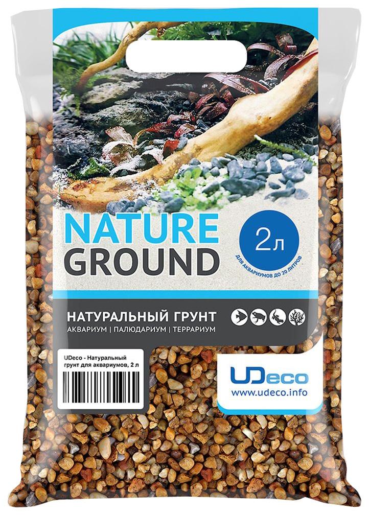 Грунт для аквариума UDeco Yellow 6