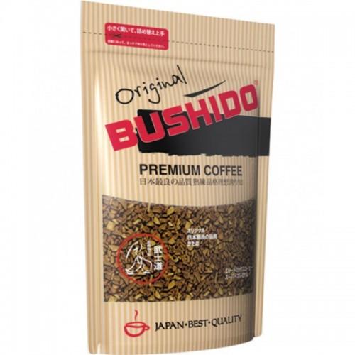 Кофе растворимый Bushido ориджинал 75 г фото