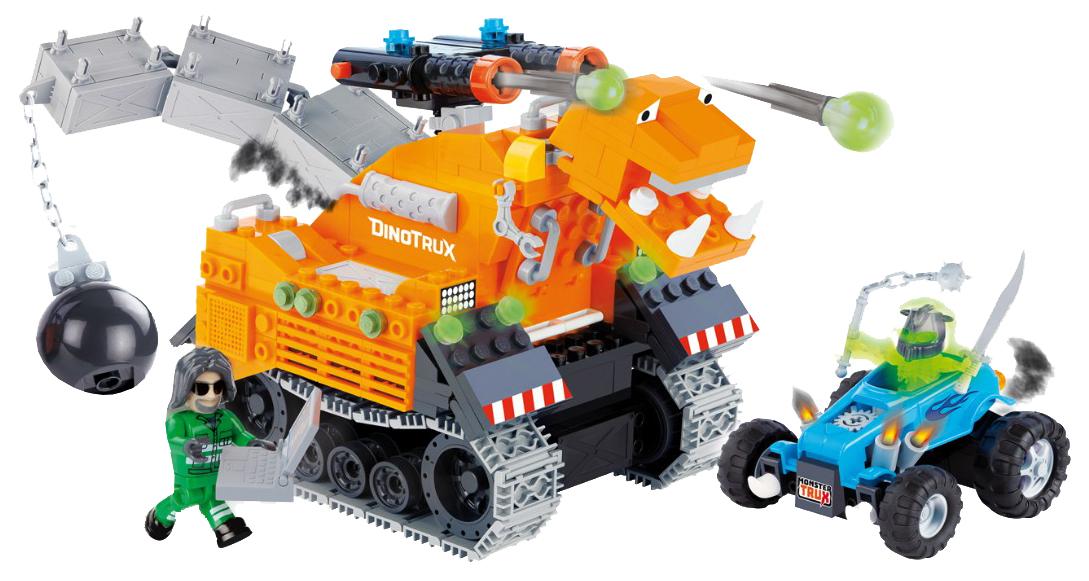 Купить Конструктор пластиковый COBI Машина-динозавр DinoTrux,